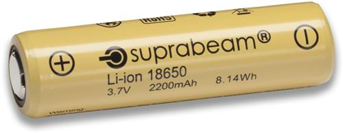 Produktbilde for Suprabeam oppladbart batteri for Q3R/Q4XR