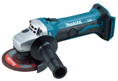 Produktbilde for Makita vinkelsliper 115mm 18V u/ batteri og lader