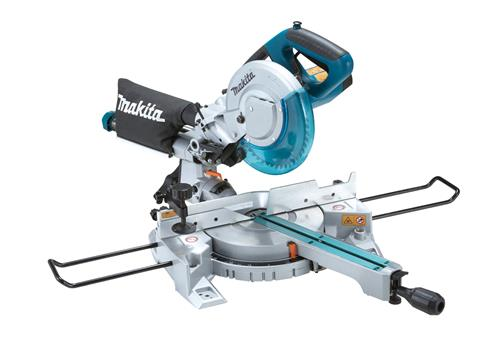 Produktbilde for Makita kapp/gjærsag m/ laser 216mm 1400W