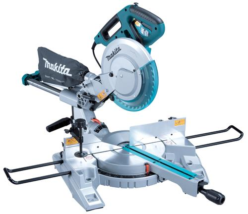 Produktbilde for Makita kapp/gjærsag m/ laser 260mm 1430W
