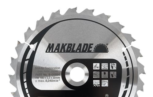 Produktbilde for Makita sagblad 216x30 Z 48