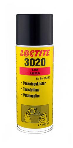 Produktbilde for Loctite klister til pakning spray