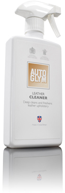 Produktbilde for Auto Glym leather cleaner 500ml