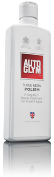 Produktbilde for Auto Glym Super resin polish 325ml