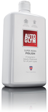 Produktbilde for Auto Glym Super resin polish 1 liter