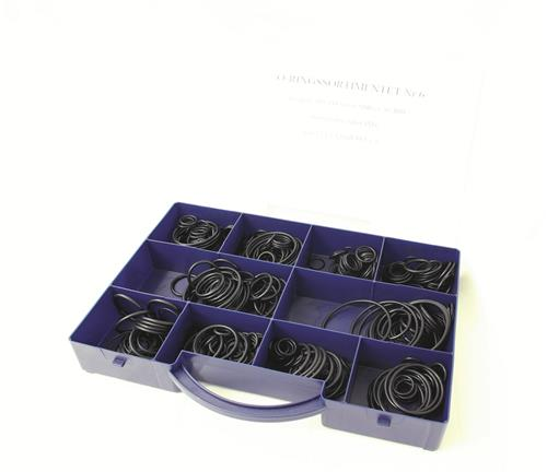 Produktbilde for O-ring assortiment Box F NBR 70