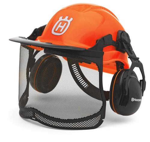 Produktbilde for Husqvarna vernehjelm Functional Orange