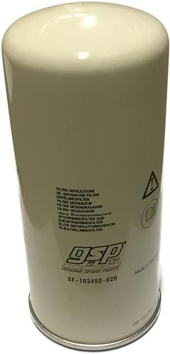 Produktbilde for Separatorfilter NEW SILVER 5,5-20 CRS(D)5,5-20