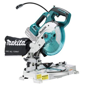 Produktbilde for Makita kapp og gjærsag 18V u/batteri 165mm sagblad