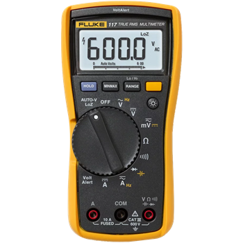 Produktbilde for Fluke multimeter 117