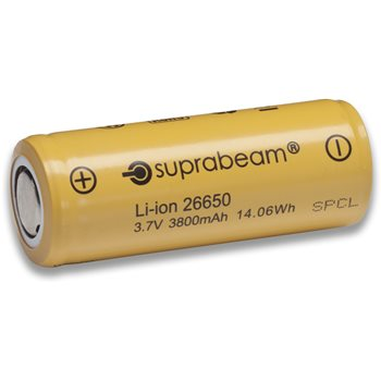 Produktbilde for Suprabeam oppladbart batteri for Q7R/Q7XR
