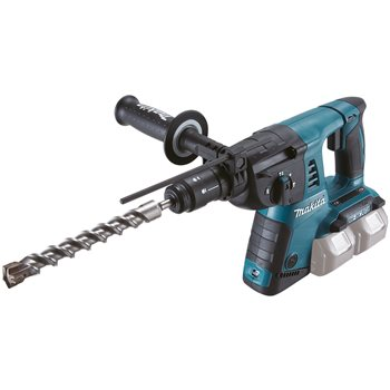 Produktbilde for Makita borhammer 36V (18+18V) u/ batteri og lader