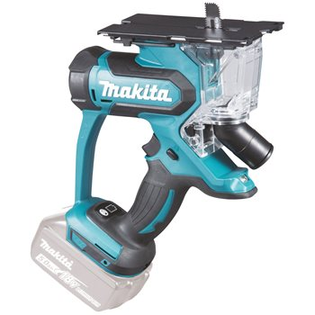 Produktbilde for Makita gipssag 18V u/ batteri og lader