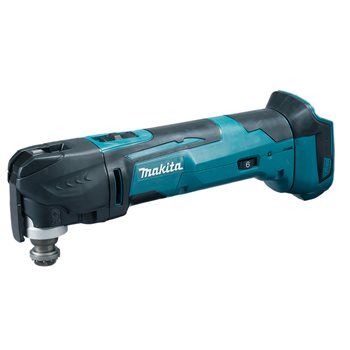 Produktbilde for Makita multiverktøy 18V u/batteri og lader