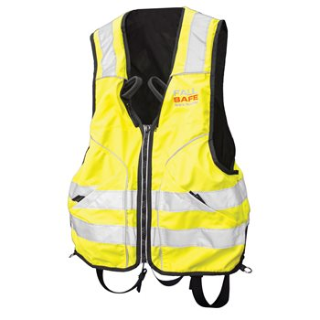 Produktbilde for Fall Safe fallsikringsvest HiVis