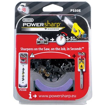 Produktbilde for Powersharp Kjede + slipestein