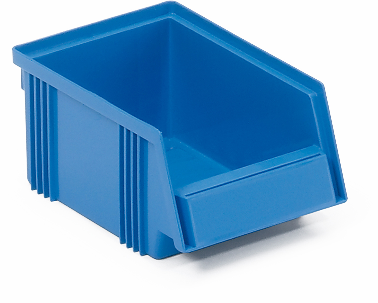 Produktbilde for Treston® Plastboks 160x105x75mm blå