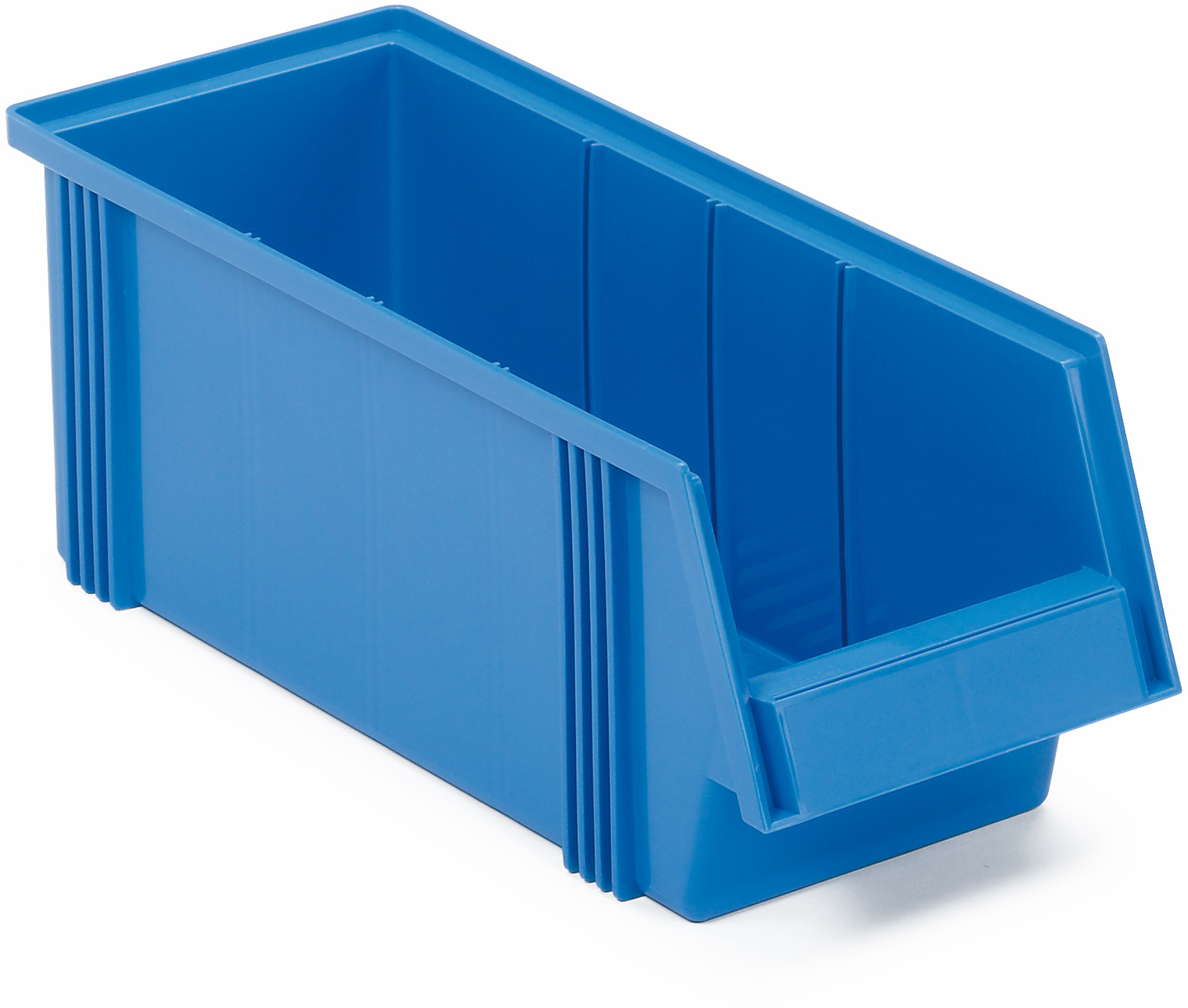 Produktbilde for Treston® Plastboks 500x186x156mm blå