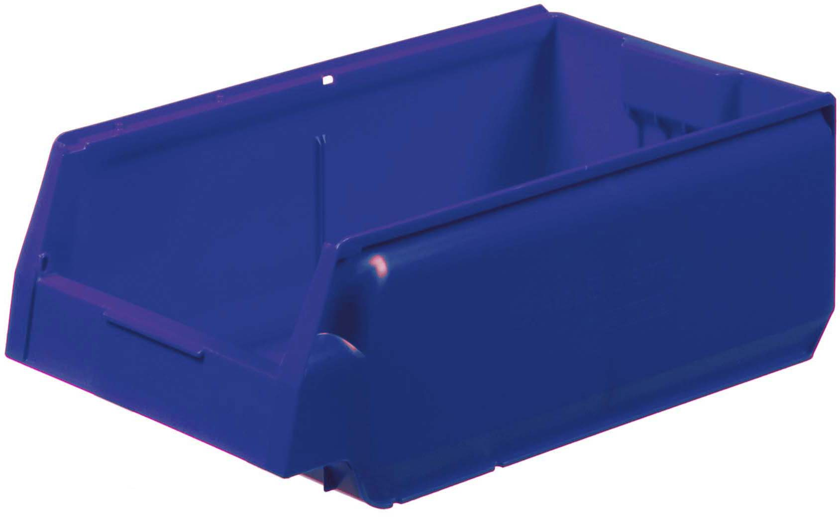 Produktbilde for Plastboks 400x230x150mm blå