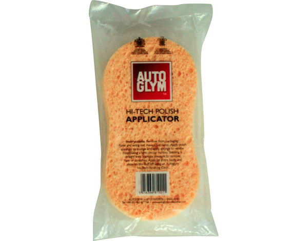 Produktbilde for Auto Glym Hi-tech polish applicator/svamp